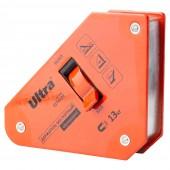 Магнитный держатель для сварки отключаемый, усилие до 14 кг