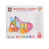Магнитный конструктор Mini Magical Magnet 40 деталей