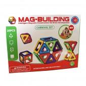 Магнитный Конструктор Mag-Building 20 деталей