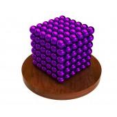 НеоКуб 5мм (фиолетовый), 216 элементов