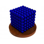 НеоКуб 6 мм (синий), 216 элементов