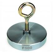 Односторонний поисковый магнит Росмагнит F-500